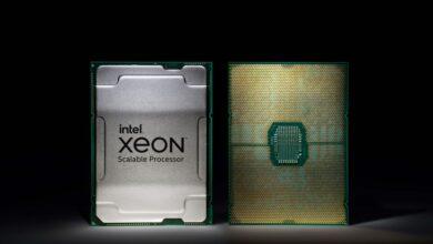 پردازنده های Ice Lake Xeon برای مک پرو 2022 اپل