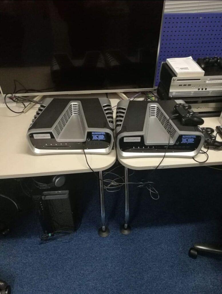 01 تصویر کیت توسعه PS5 در محیط واقعی منتشر شد
