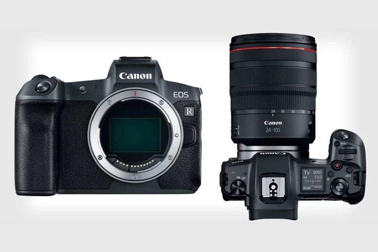 23 کانن درحال تست دوربین جدید EOS R Mark II برای معرفی در نمایشگاه فتوکینا