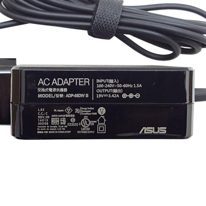 آداپتور لپ تاپ ایسوس 19V 3.42A مربعی