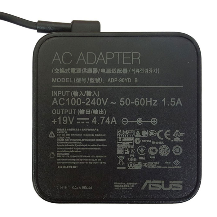 شارژر لپ تاپ ایسوس 19ولت 4.7آمپر ADP-90YD B