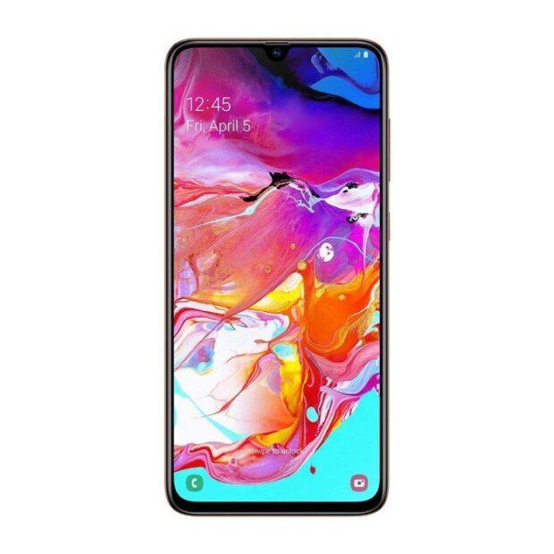 گوشی موبایل سامسونگ مدل Galaxy A70 SM-A705 دو سیمکارت ظرفیت ۱۲۸ گیگابایت