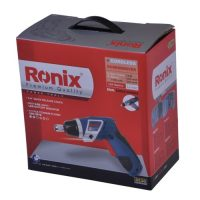 Ronix 8536 05 پیچ گوشتی شارژی تاشو رونیکس مدل 8536