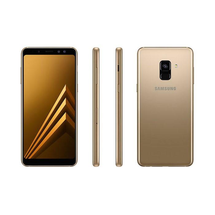 galaxy A8 2018 04 گوشی موبایل سامسونگ مدل Galaxy A8 (2018) دو سیمکارت