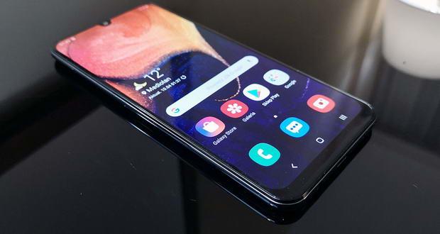 سامسونگ Galaxy A50