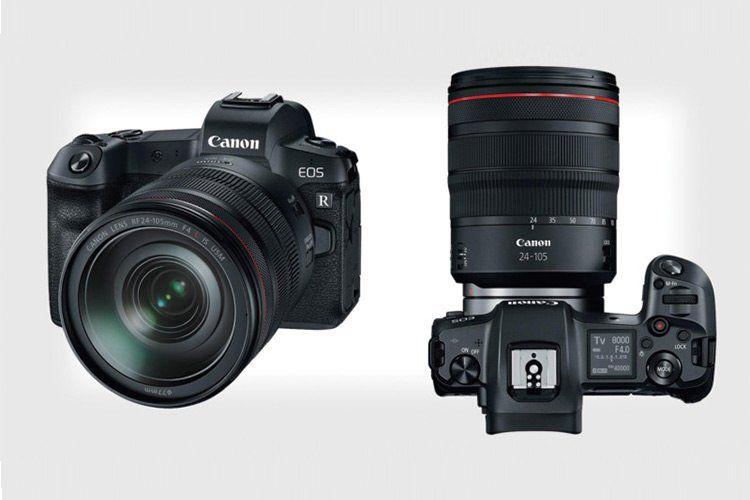 دوربین کانن EOS R5