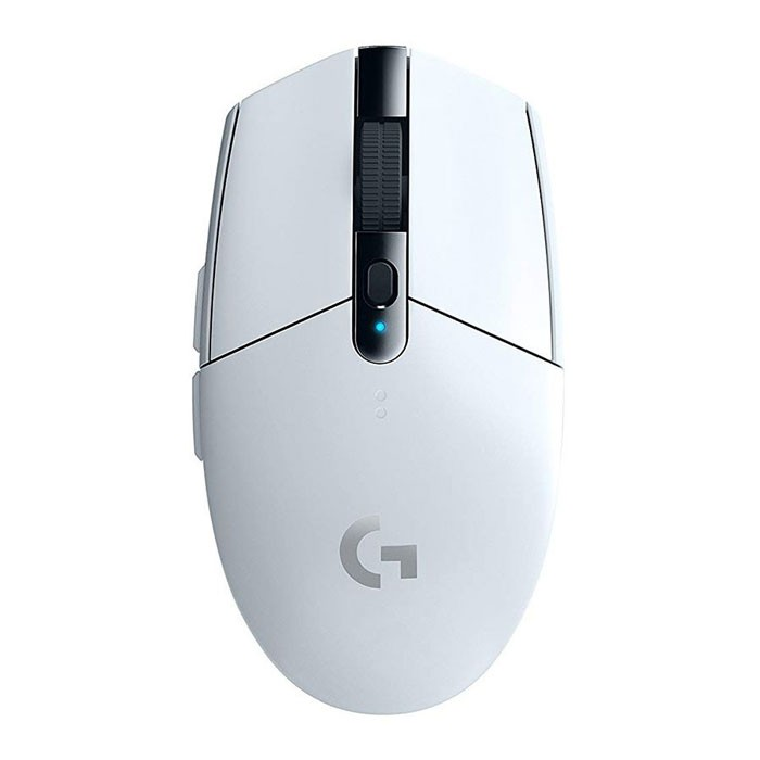 ماوس گیمینگ بی سیم لاجیتک G305 LIGHTSPEED White
