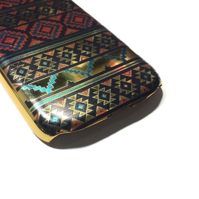 قاب محافظ گوشی Samsung s3 با طرح طلایی