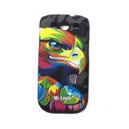 قاب محافظ گوشی سامسونگ S3 با طرح گرافیکی عقاب