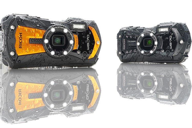 دوربین ضدآب WG-70
