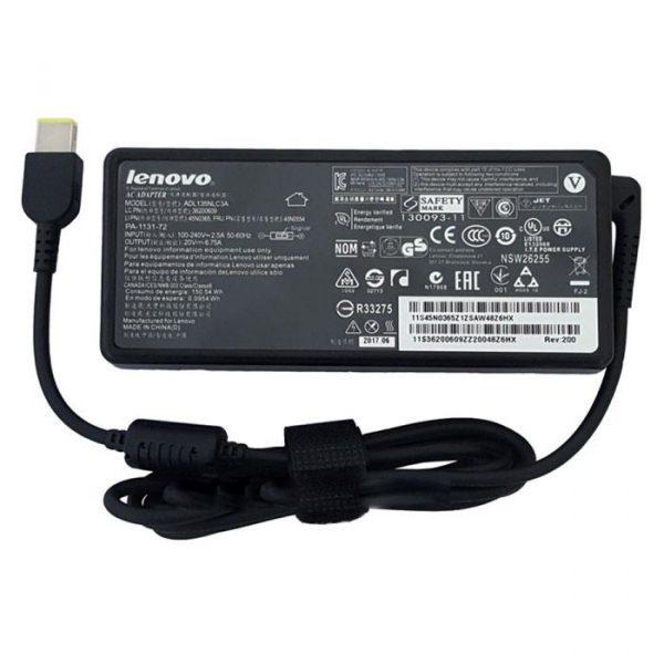 شارژر لپ تاپ Lenovo