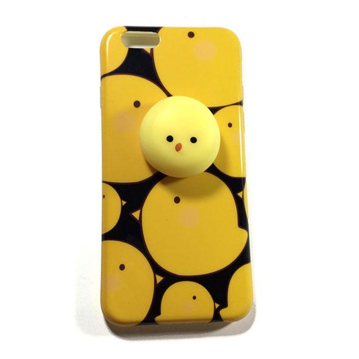 کاور فانتزی اپل iPhone 6/6s با طرح عروسک نرمالو