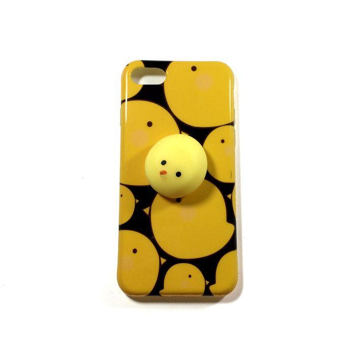 کاور فانتزی اپل iPhone 7/8 با طرح عروسک نرمالو