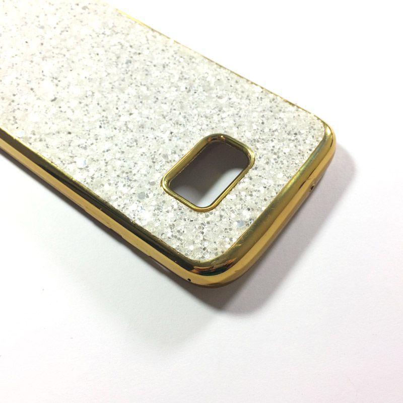 کاور اکلیلی سفید مناسب برای گوشی Samsung Galaxy S7