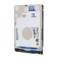 هارد اینترنال لپ تاپ وسترن دیجیتال مدل WD10SPZX ظرفیت ۱ ترابایت