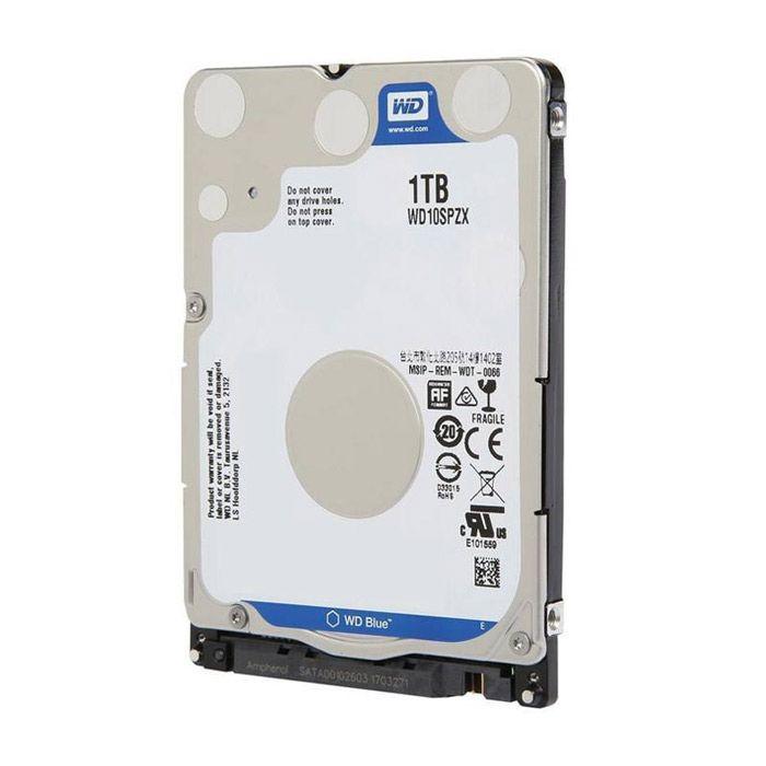 هارد اینترنال لپ تاپ وسترن دیجیتال مدل WD10SPZX ظرفیت 1 ترابایت