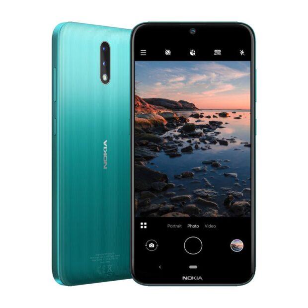 گوشی موبایل نوکیا مدل ۲٫۳ دو سیم کارت ظرفیت ۳۲ گیگابایت