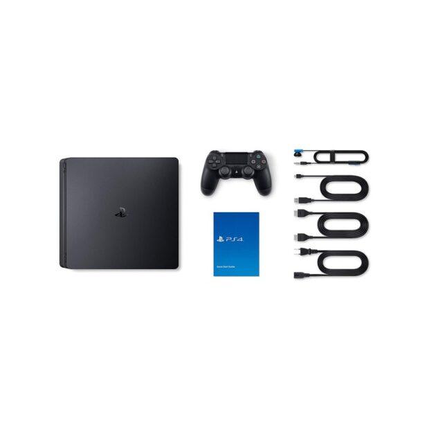 کنسول بازی سونی مدل Playstation 4 Slim Region 2 ظرفیت ۵۰۰ گیگابایت