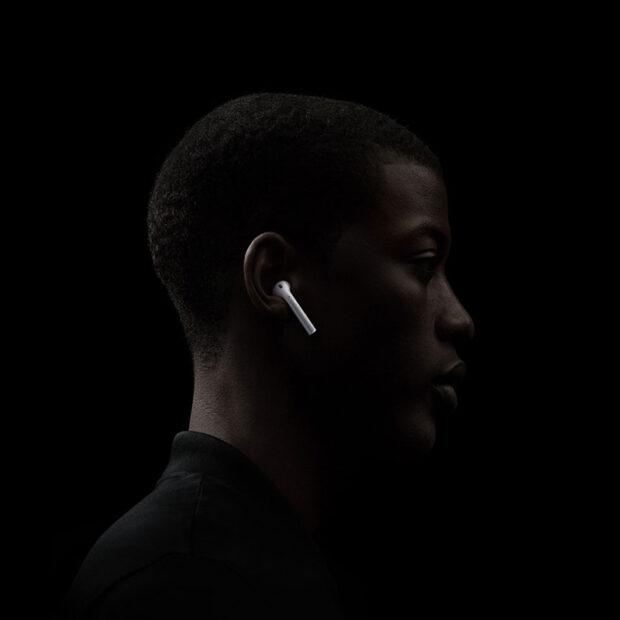 هدفون بی سیم اپل مدل AirPods 2nd generation