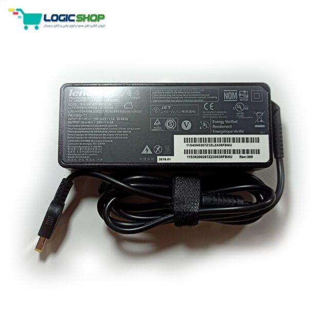 آداپتور لپ تاپ لنوو 20V 4.5A