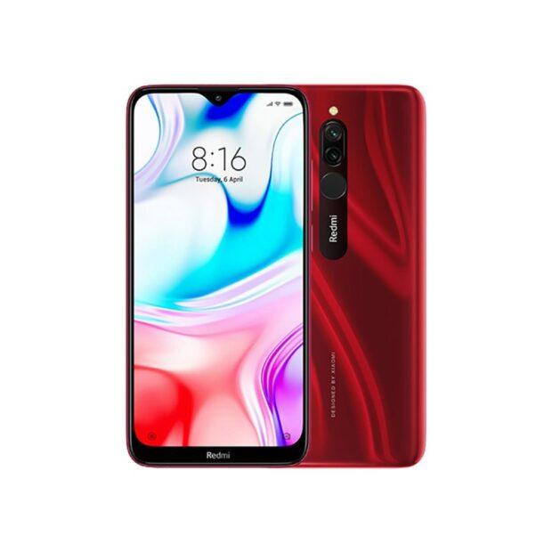 گوشی موبایل شیائومی مدل Redmi 8 دو سیم کارت ظرفیت ۶۴ گیگابایت