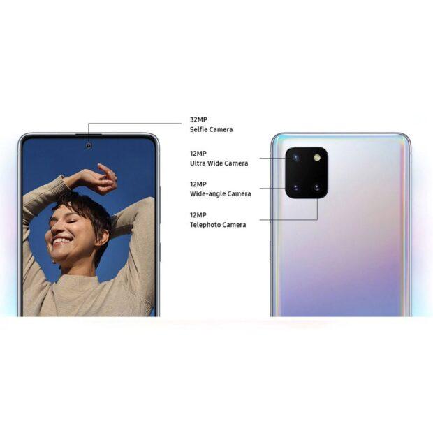گوشی موبایل سامسونگ مدل Galaxy Note10 Lite SM-N770F/DS دو سیم کارت ظرفیت ۱۲۸ گیگابایت