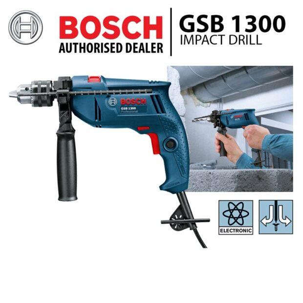 دریل چکشی بوش مدل GSB 1300