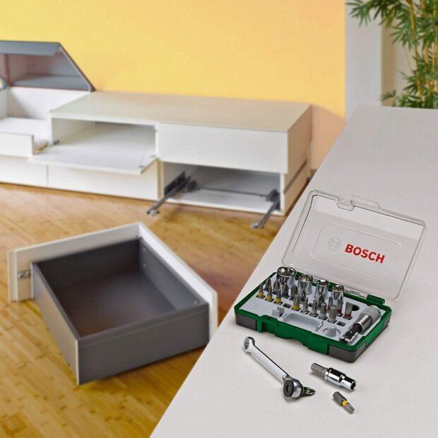 Bosch 2607017160 Ratchet