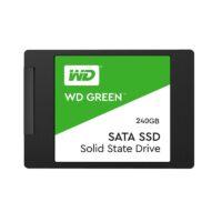 SSD اینترنال وسترن دیجیتال مدل Green WDS240G2G0A ظرفیت ۲۴۰ گیگابایت