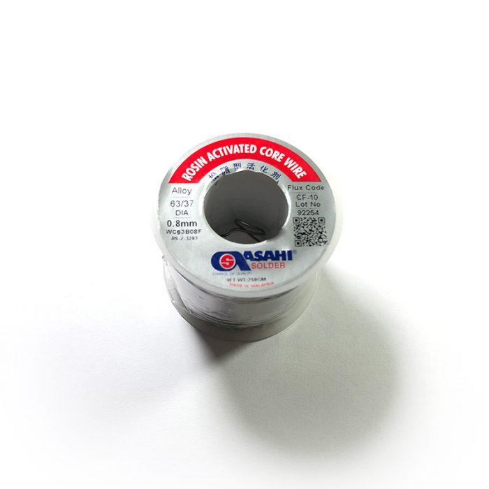 سیم لحیم 8.0 ASAHI مدل CF-10 مقدار 250 گرم