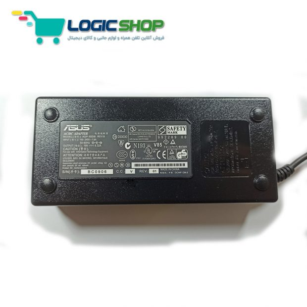 شارژر لپ تاپ ایسوس ۱۹ ولت ۶٫۳۲ آمپر مدل ADP-65DB