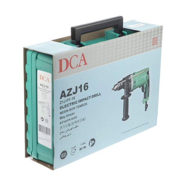 دریل دی سی ای مدل AZJ-16
