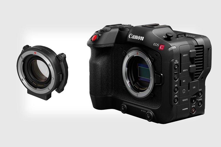 Canon 4K EOS C70