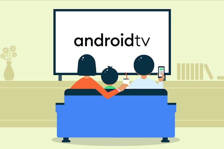 اندروید 11 برای تلویزیون های هوشمند