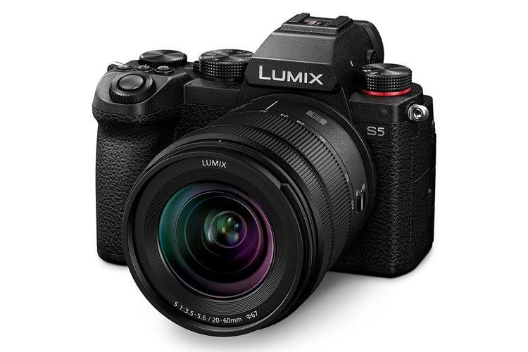 لومیکس S5 دوربین جدید پاناسونیک