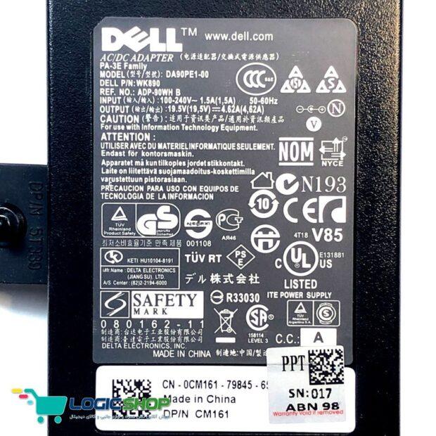 شارژر لپ تاپDell DA90PE1-00