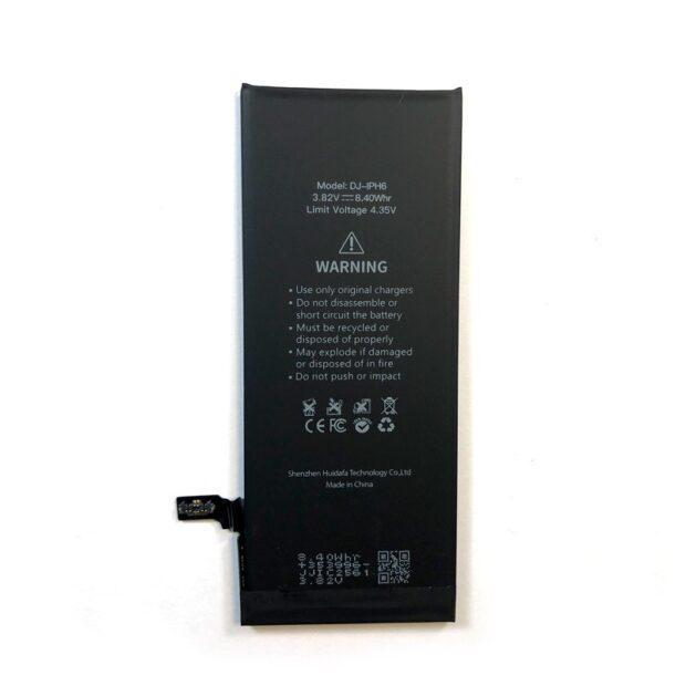 باتری موبایل دجی مدل DJ-IPH6S