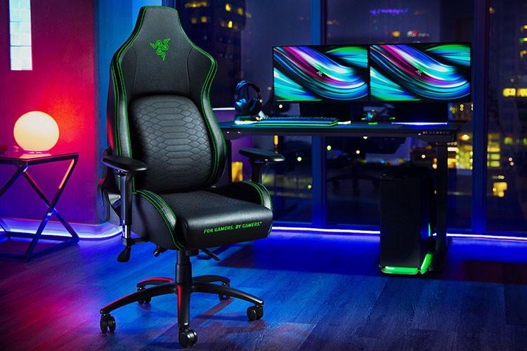 اولین صندلی مخصوص بازی razer