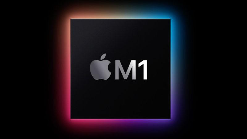 چیپست M1 معرفی شد