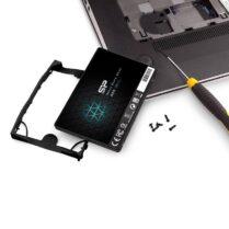 اس اس دی اینترنال SATA3.0 سیلیکون پاور مدل Ace A55 ظرفیت 256 گیگابایت