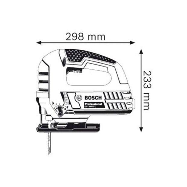 بوش مدل GST 8000 E