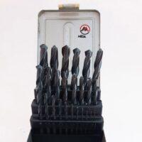 مجموعه 25 عددی مته فلز مگا مدل 255002