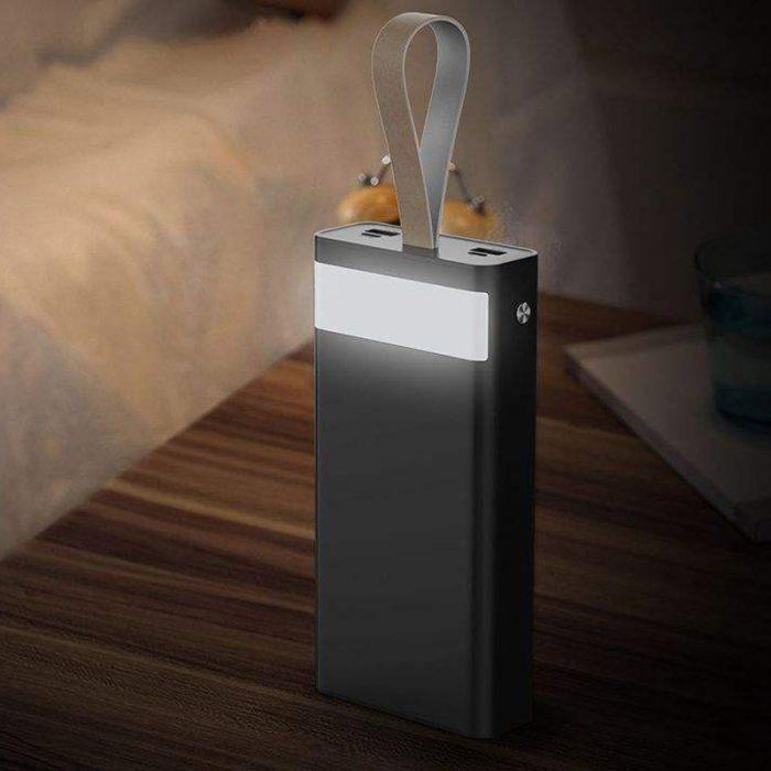 شارژر همراه ژیپین مدل PX303 ظرفیت 30000 میلی آمپر ساعت