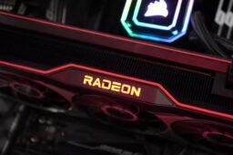 red-radeon-logo-amd-gaming-gpu-inside-system-closeup