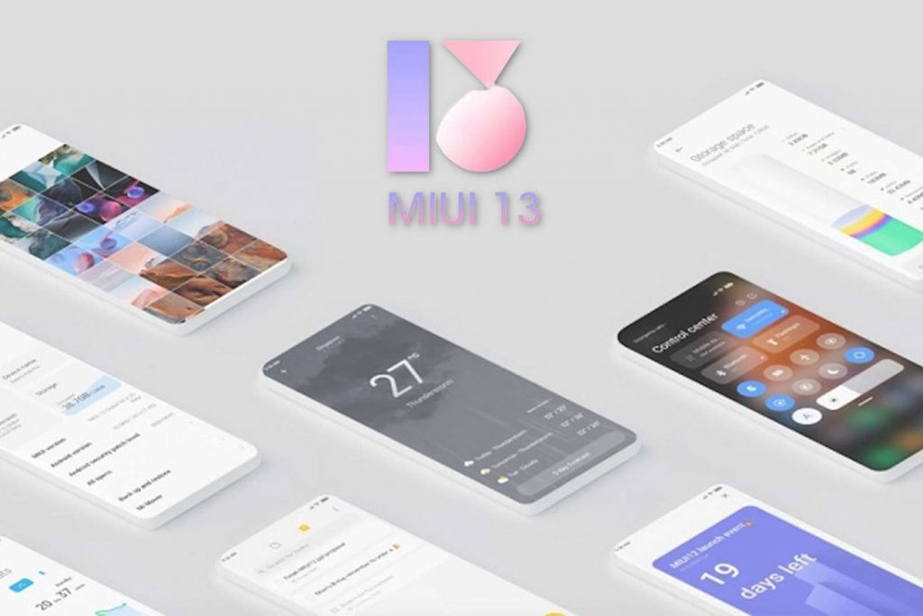 آپدیت جدید رابط کاربری MIUI 13