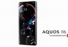گوشی شارپ Aquos R6