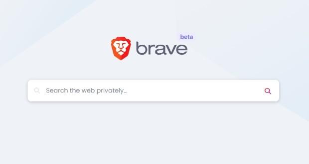 موتور جستجوی Brave